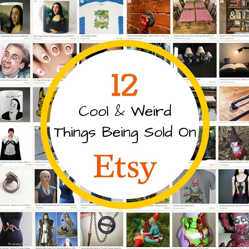 For Those Of You Who Aren T Familiar With Etsy It S An Online Marketplace Catering To People Love Making Unique Homemade Pieces