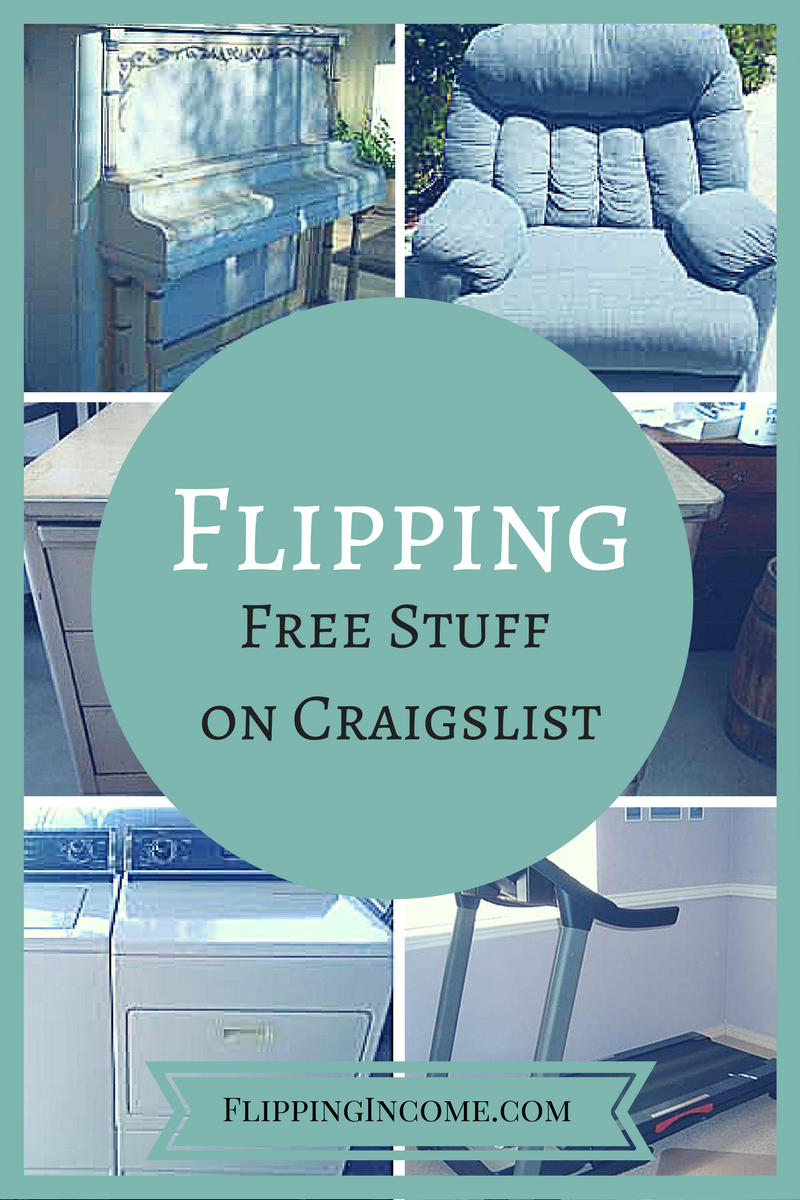 flipping free stuff on craigslist