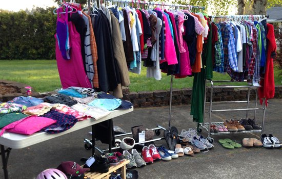 What To Buy At Garage Sales Resell