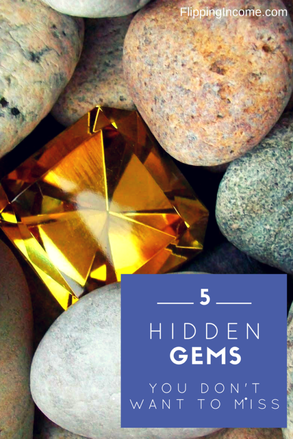 5 hidden gems you don't want to miss