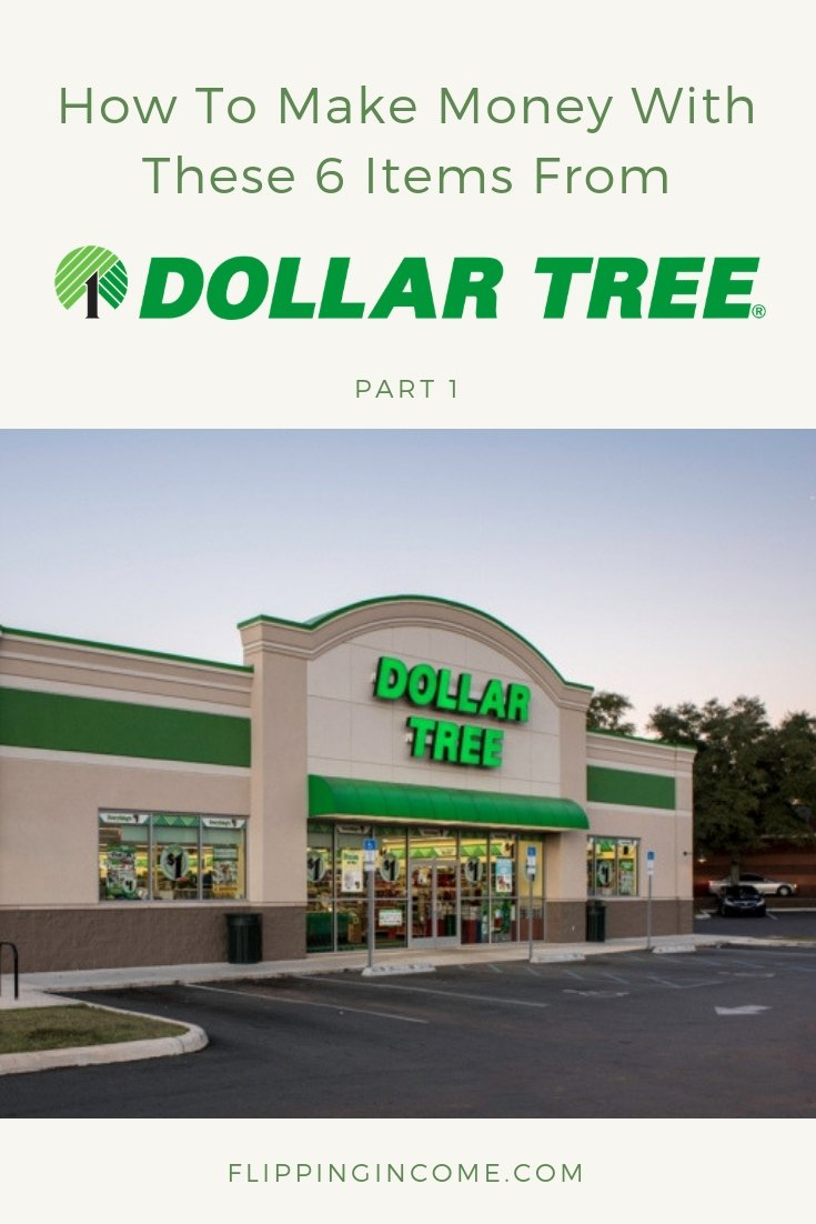 03d82064a88 How To Make Money With These 6 Items From Dollar Tree - Part 1