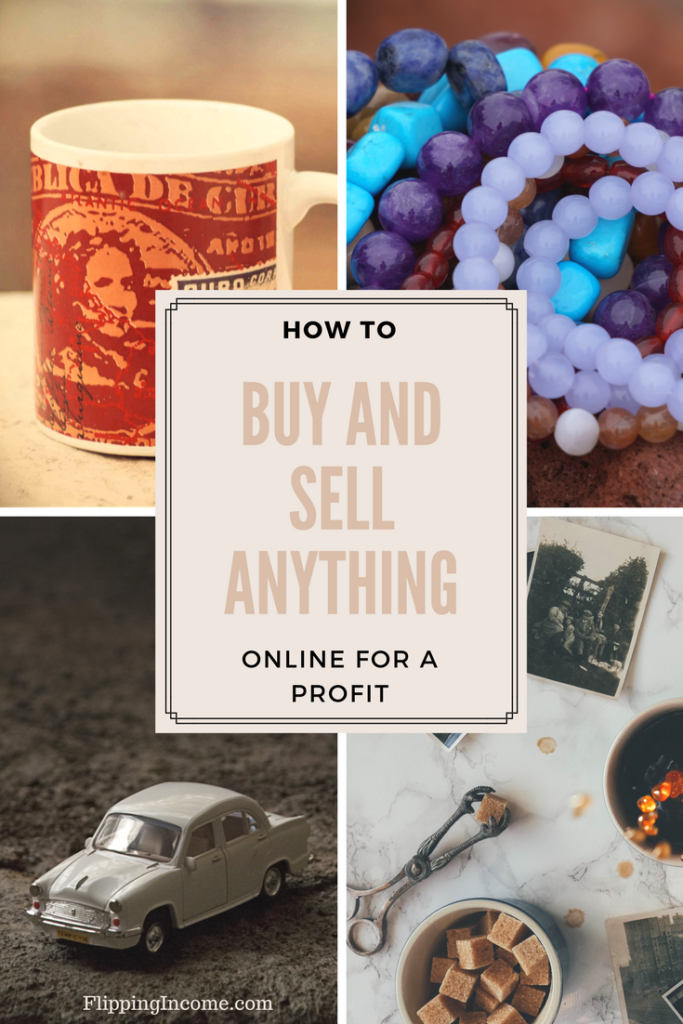 How To Buy and Sell Anything Online For A Profit - Cryptos R Us