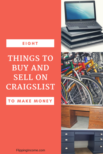 8 things to buy and sell on Craigslist to make money