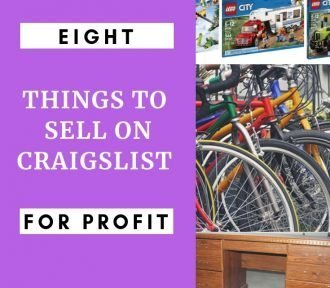 8 Things to Sell on Craigslist for Profit