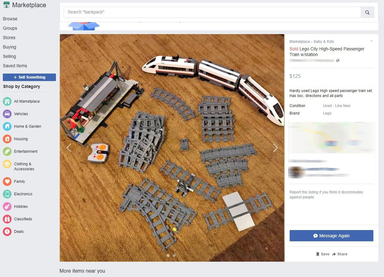 Selling Bulk Legos and Retired Sets For MASSIVE Profit