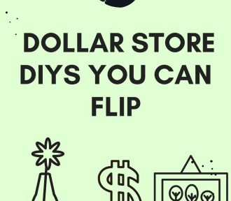 5 Dollar Store DIYs You Can Flip
