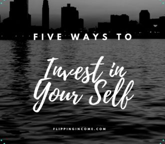 Five Ways to Invest In Yourself
