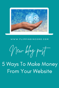 Make Money from your website