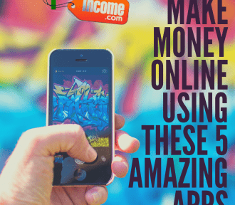 Make Money Online Using These 5 Amazing Apps