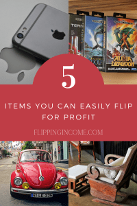 5 items you can easily flip for profit