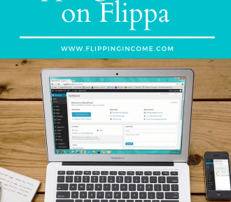 Make Money By Flipping Websites on Flippa